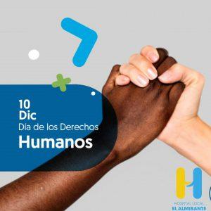 A PROPÓSITO DEL DÍA INTERNACIONAL DE LOS DERECHOS HUMANOS